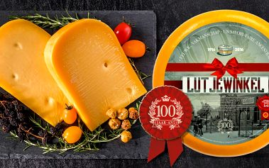 300 g jubilejní goudy či jemného sýra Belsagio