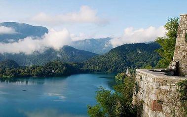 Slovinsko, Rafting na řekách Soča a Sáva, Julské Alpy, Slovinsko, autobusem, polopenze