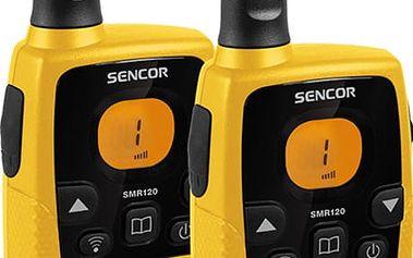 Sencor SMR 120 TWIN - 8590669097265