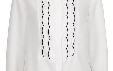 Krémová košile Dorothy Perkins