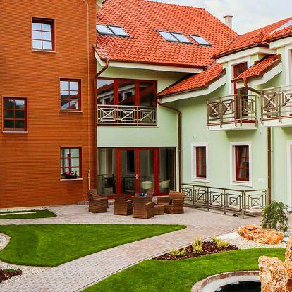 Výborně hodnocený penzion Tri Koruny v centru Spišské Staré Vsi
