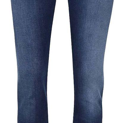 Tmavě modré dámské regular fit džíny Pepe Jeans Victoria