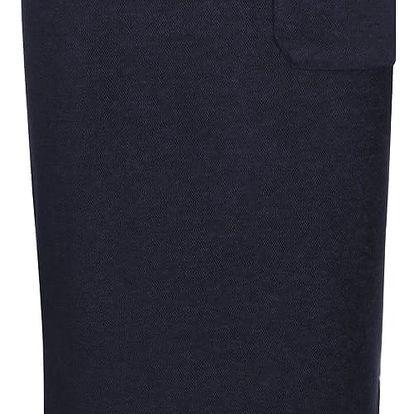 Tmavě modrá sukně s kapsou Selected Femme Jula