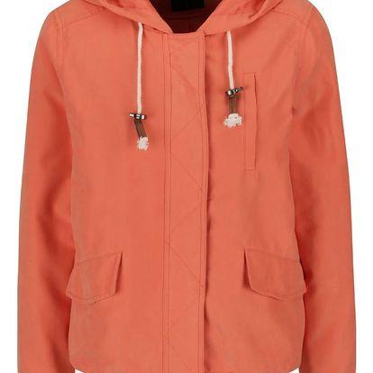 Oranžová lehká bunda Haily's Sally
