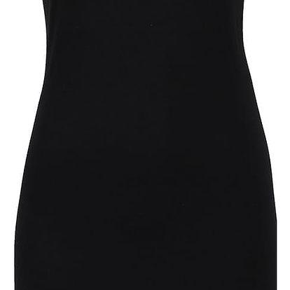 Černé šaty s krajkou Noisy May Kelly