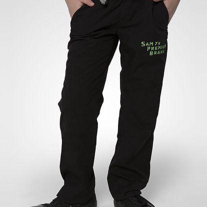 Kalhoty SAM 73 BK 501 152 Barevná