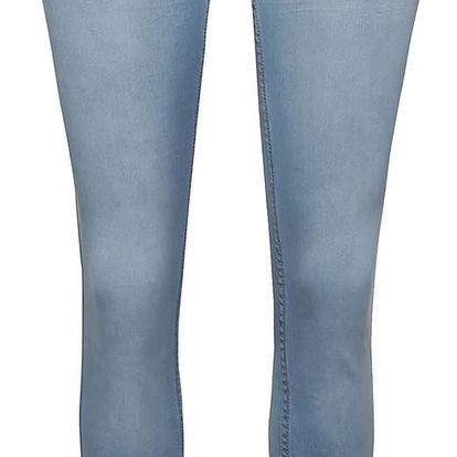 Modré džíny s nízkým pasem Haily´s Kitty