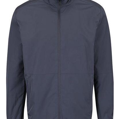 Tmavě modrá lehká bunda Selected Homme Ed