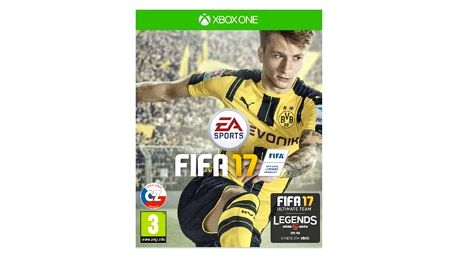 Hra EA Xbox One FIFA 17 (92169109)