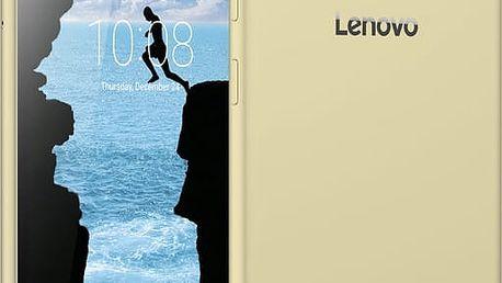 Lenovo Phab Plus - 32GB, zlatá - ZA070026CZ + Zdarma GSM Lenovo Power Bank 4000 mAh černá (EU Blister) MP406 (v ceně 349,-)
