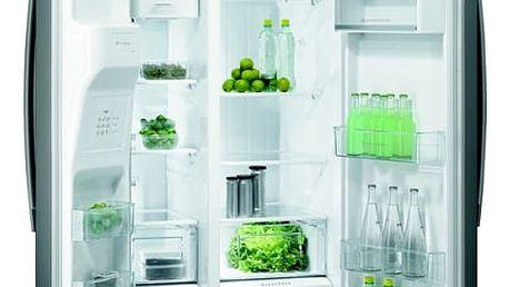 Kombinace chladničky s mrazničkou Gorenje NRS 9181 CX stříbrná