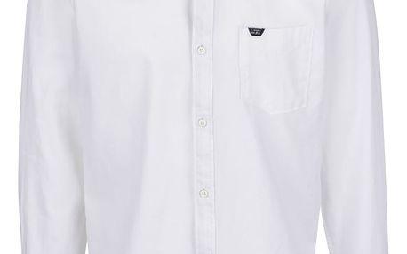 Bílá pánská košile s.Oliver