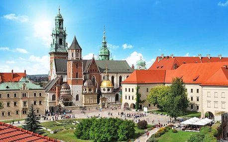 3–5denní wellness pobyt se slevami a saunou pro 2 v hotelu Daisy*** Superior v Krakově