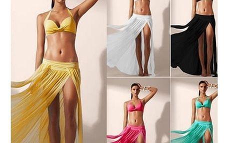 Plážová sukně - 5 barev