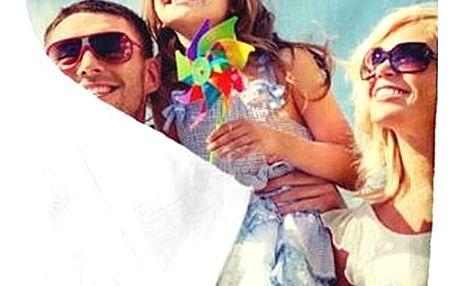 Originální dárek v podobě ručníku nebo osušky s vlastní fotografií vykouzlí radost.