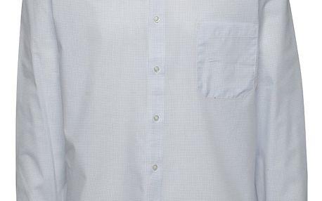 Světle modrá vzorovaná košile Seven Seas Marseille