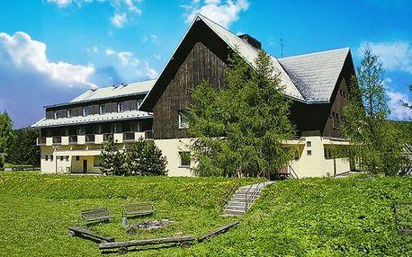 3 až 6denní wellness pobyt s polopenzí a lahví vína pro 2 v hotelu Paramon v Jeseníkách