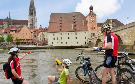 Německo, Cesta na pěti řekách - Cyklistický zájezd, Schwäbische Alb, Německo, autobusem, polopenze