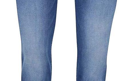 Modré dámské slim fit džíny Pepe Jeans New Brooke