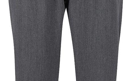 Šedé volnější kalhoty Macy Madonna