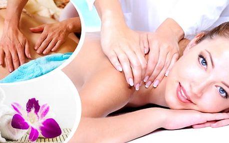 Relaxujte a zároveň ulevte svým bolavým zádům a zatuhlé šíji. V salonu Beauty vás budou hýčkat a pomůžou vám opět k lehkému pohybu. Najděte si čas na relaxaci v délce 30 nebo 60 minut a budete se cítit jako v novém těle.