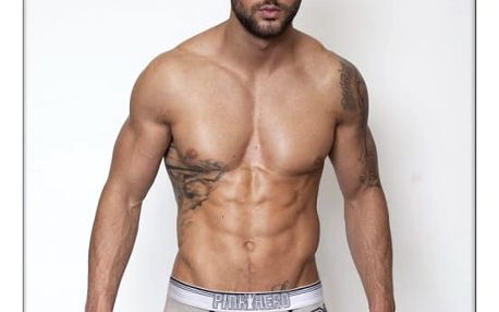 Sexy pánské boxerky v různých velikostech - 4 barvy