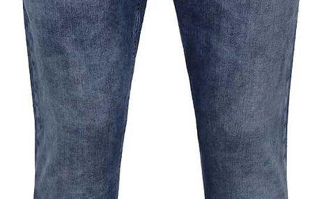 Modré pánské džíny se stahovací šňůrkou v pase Pepe Jeans Sprint