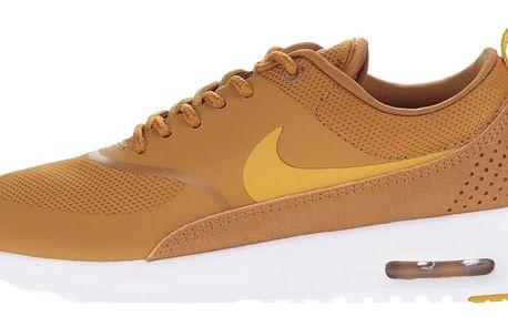 Hnědé dámské tenisky Nike Air Max Thea