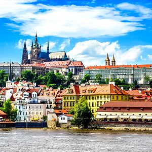 Praha pro dva s plavbou po Vltavě a ubytováním v hotelu Tristar *** nebo Olympik Congress ****