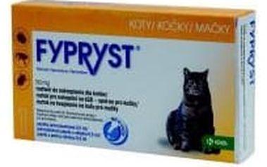 Fypryst Cat 1 x 0.5 ml spot-on pro kočky