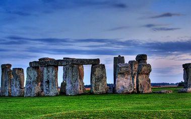 Londýn, Salisbury, Stonehenge, Oxford na 2 noci