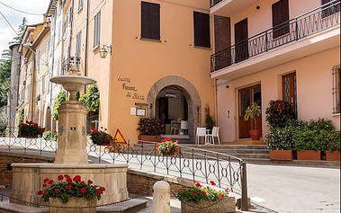 5 dní pro dva v malebném historickém regionu Romagna plném vinic a olivovníků na úpatí Apenin