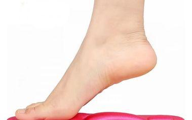 Prodyšné masážní vložky do bot