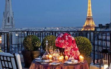Nejzajímavější místa Paříže. 5 denní zájezd s 2x ubytováním a snídani