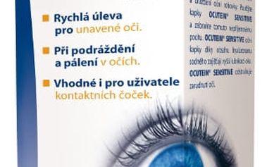 Ocutein SENSITIVE oční kapky DaVinci Academia 15ml