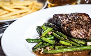 Maso jak ze sna: Sirloin steak z mladého býčka