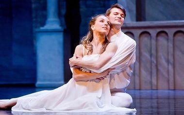 V květnu na baletní představení Romeo a Julie