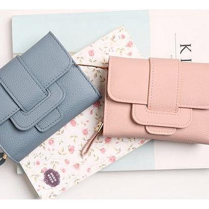 Malá dámská peněženka Luxury