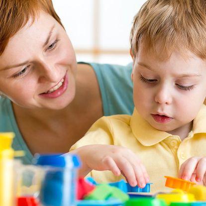 Hravé dopoledne pro rodiče s dětmi