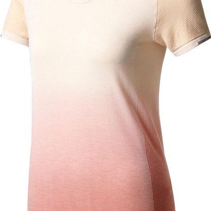 adidas Primeknit Wool SH Sleeve Tee Dip Dye Women M