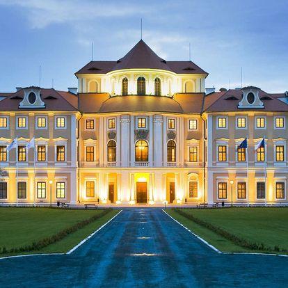 Romantika na zámku Liblice****