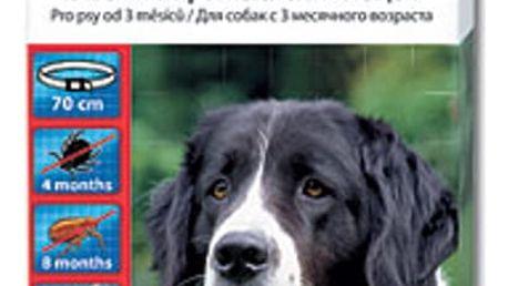 BEAPHAR Antiparazitní obojek pro psa SOS Flea & Tick 70 cm