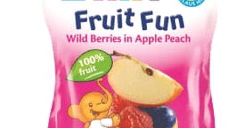 6x HIPP BIO ovocné pyré Broskve-Lesní ovoce (90 g)