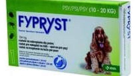 Fypryst Dogs 1 x 1.34 ml spot-on pro psy (10-20 kg)