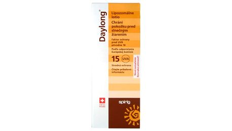 DAYLONG Regular SPF 15 Locio 200 ml
