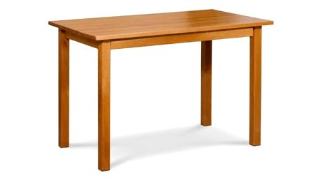 Jídelní stůl (deska masiv) SK-1 - olše