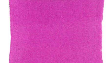 Jahu Povlak na polštářek režný růžová, 40 x 40 cm