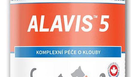 ALAVIS 5 Kloubní výživa pro psy a kočky 90 tablet