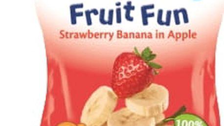 6x HIPP BIO ovocné pyré Jablko-Banán-Jahoda (90 g)