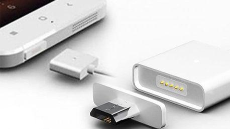 Magnetický USB kabel pro mobilní telefony